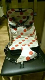 travel chair sitter for kids