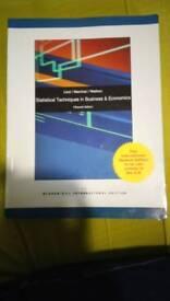 Statistical Techniques in Business & Economics 15e