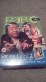 Rab C Nesbitt Series 1 & 2 DVD Box Set
