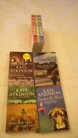 Bundle of 13 adult books- all as new condition. Crime/ adventure/Humour