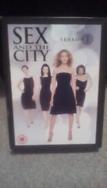Sex And The City Season 1 DVD Box Set