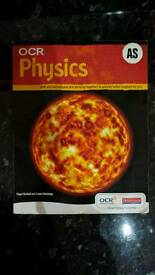 OCR Physics AS Book + CD