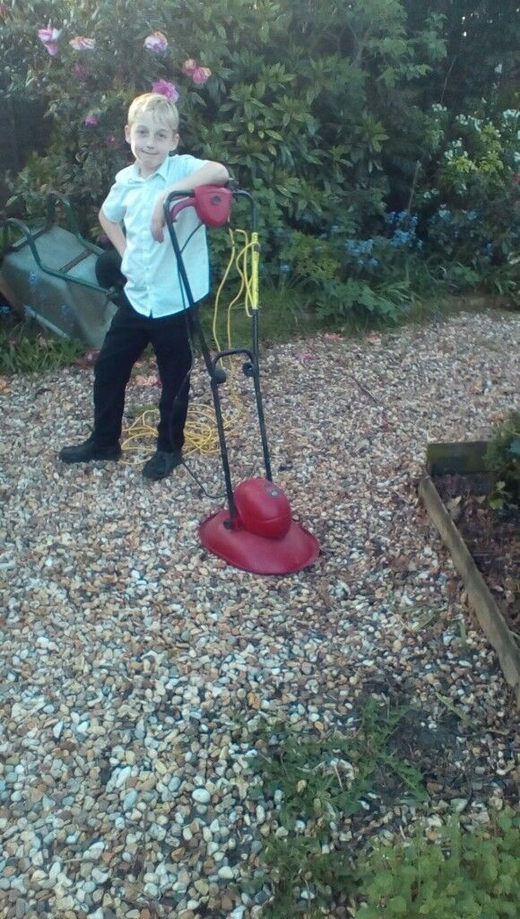 Power Devil Hover Mower In Hedge End Hampshire Gumtree