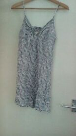 MARKS AND SPENCER LIMITED COLLECTION NIGHT DRESS SIZE 14 EXCELLENT CONDITION