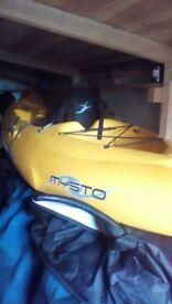 Ocean kayak mysto