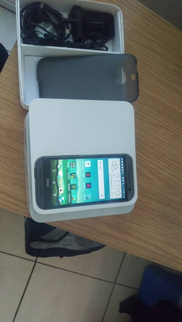 HTC One M8S 16GB unlockedin Shoreham by Sea, West SussexGumtree - HTC One m8s for sale in good condition with original box and all genuine accessories and factory unlocked to all networks bargain £120 cash please contact me on 07496542655 if interested thank you