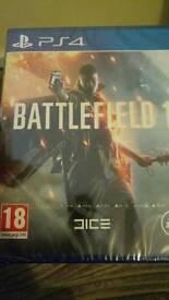 Battlefield 1 PS4 *Nearly New*