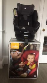 JOIE CAR SEAT Group 0/1 SPIN 360