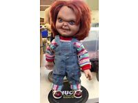 ** Collecters Chucky Doll**