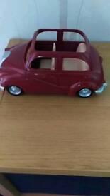Sylvanian family cars