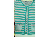 LADIES PER UNA SIZE 12 CARDIGAN