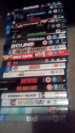 Over 350 Blu Rays For Sale Various Genres Free Delivery