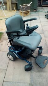 2go abilty quest powered wheelchair