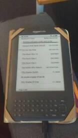 Kindle 3.4.2 with key pad