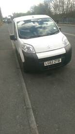Citroen memo 1.4I London charge exempt