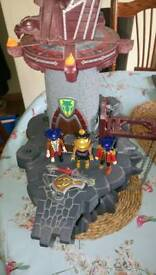 Playmobil castle and figures etcFREE TODAY