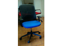 Orange Box Mesh Back Operators Chair