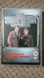 The Hitchhikers Guide to the Galaxy DVD box set