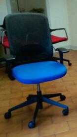 Orange Box Mesh Back Operators Chair