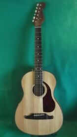 Fender Sonoran mini 3/4 Acoustic Guitar Natural. Mint - never used.