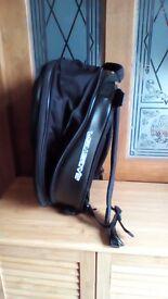 Motorcycle bagster tank bag