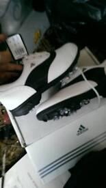 New Adidas size 6.5 kids unisex golf shoes