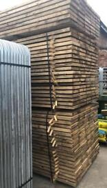 🌲 *New* Wooden/ Timber Scaffold Boards ~ 3.9M