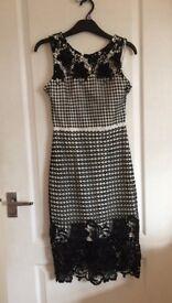 Lovely Brand New Quiz dress from Debenhams (Size 8)