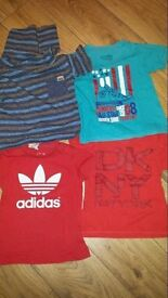 Boy's clothes bundle for kids 2years+