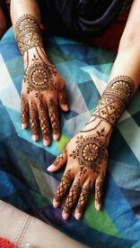 *** Professional Henna / Mehndi Artist in London ***
