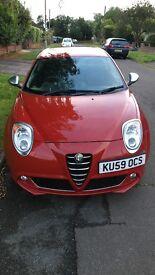 Alfa Romeo Mito 1.4 Amazing Condition