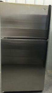 EZ APPLIANCE WHIRLPOOL FRIDGE $449 FREE DELIVERY 4039696797