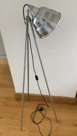 HABITAT Iconic Photographic Industrial style floor lamp