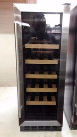 Wine Cooler 30cm Under Counter