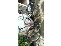 Marin Fairfax sc3 hybrid mens bike