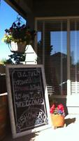 Chalkboards For Rent * Calgary Wedding And Party Rentals
