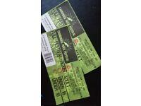 Cambridge Rock Festival 2 x Full Festival Tickets 26-29 July 2018