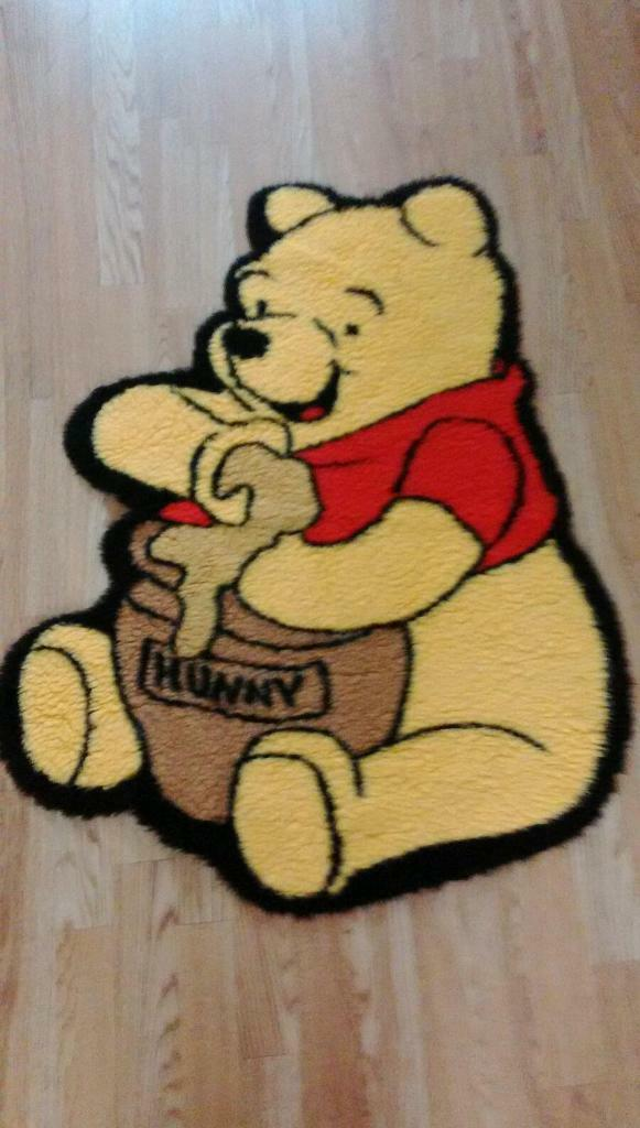 Winnie The Pooh Rug For Nursery Roselawnlutheran