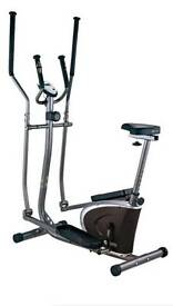 Cross trainer/Dynamix 2-In-1 Magnetic Elliptical Strider