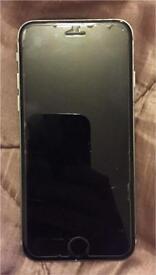 iPhone 6 16GB space grey + EE