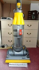 BEST VALUE ON GUMTREE dyson animal DC07 upright vacuum cleaner fully refurbished
