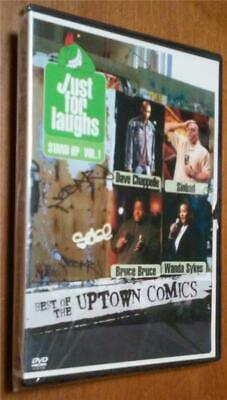 Just For Laughs, Stand Up, Vol. 1:  Best of The Uptown Comics - DVD,