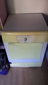 6kg drum tumble dryer, used but in great condition. Works perfectly. Collection only
