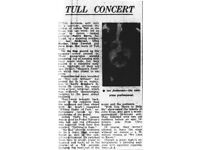 Procol Harum - Aberdeen Music Hall / Dundee Caird Hall 1970 Posters tapes pictures