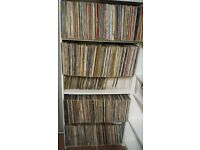 Vinyl Record Collections Wanted by Collector -Will Travel Anywhere
