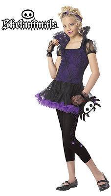 Skelanimals Timmy, The Spider Child Halloween Costume - Children's Spider Halloween Costume