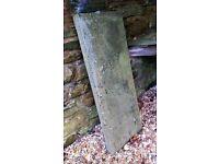 Large Garden Stone