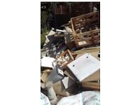 Rubbish removals house,garage, garden and shed clearances