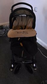 Jane pram travel system