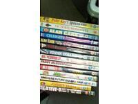 17 comedy DVD films